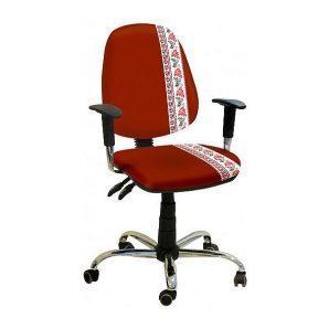 Кресло детское AMF Бридж Украина №3 650х650х1090 мм хром