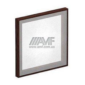 Фасад стеклянный AMF Берлин UK-46 370х370х32 мм венге магия