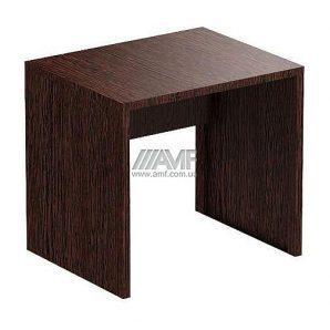Письменный стол AMF Берлин UK-120 750х650х820 мм венге магия