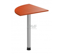 Стол приставной AMF Стиль SL-302 600х600х750 мм яблоня