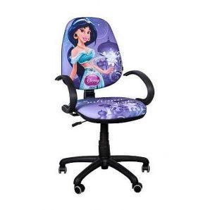 Кресло детское AMF Поло 50/АМФ-5 Дисней Принцесса Жасмин 670х670х1060 мм
