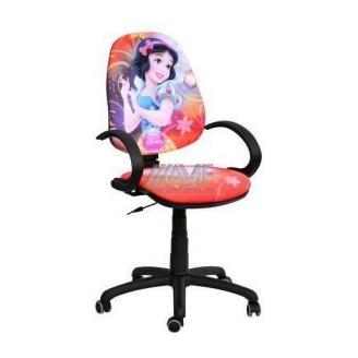 Крісло дитяче AMF Поло 50 / АМФ-5 Дісней Принцеса Білосніжка 670х670х1060 мм