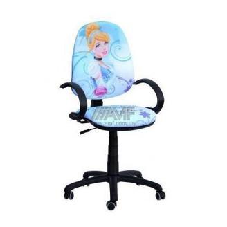Крісло дитяче AMF Поло 50 / АМФ-5 Дісней Принцеса Попелюшка 670х670х1060 мм