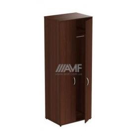 Шкаф для одежды AMF Магистр МГ-912 806х580х2196 мм орех темный