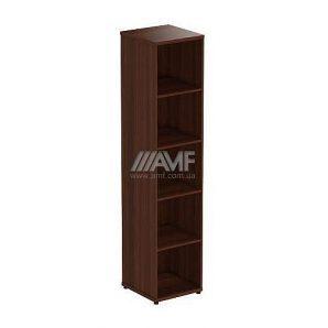Шкаф для документов AMF Магистр МГ-611 406х420х1844 мм орех темный