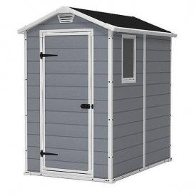Садовый домик для инвентаря Manor 4x3 196x128x94 см