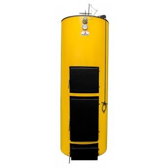 Двухконтурный твердотопливный котел Буран 40 У 40 кВт