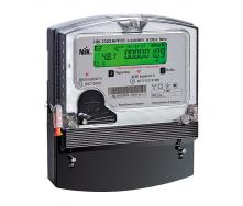 Счетчик электроэнергии NIK 2303 АП1 1100 электронный трехфазный 3х220/380В
