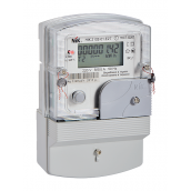 Счетчик электроэнергии NIK 2102-ХХ.E2T1 однофазный электронный 220 В
