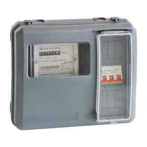 Ящик для электрического счетчика NIK DOT 3.1В 280х305х167 мм