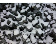 Бруківка гранітна Покостівка колота 5х5х5 см