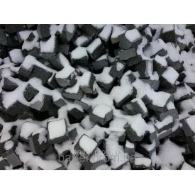Брусчатка гранитная Покостовка колотая 5х5х5 см