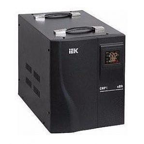 Стабилизатор напряжения IEK СНР1-0-8 электронный переносной 8 кВА