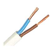 Провід для електроприладів ПВС ЗЗЦМ 2х1