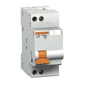 Дифференциальный автоматический выключатель Schneider Electric АД63 2п 16A C 30мА