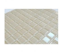 Мозаїка VIVACER прозоре скло 2,5х2,5 B051 30х30 см