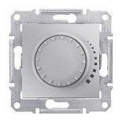 Светорегулятор Schneider Electric Sedna SDN2200460 поворотный индуктивный алюминий