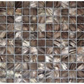 Мозаика натуральная ракушка VIVACER HL100 2,5х2,5 cм 30х30 cм