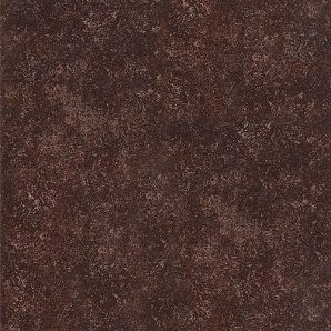 Керамическая плитка Inter Cerama NOBILIS для пола 43x43 см коричневый темный