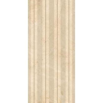 Керамическая плитка Inter Cerama ELEGANCE для стен 23x50 см бежевый светлый люстр