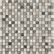Мармурова мозаїка VIVACER SPT 019 1,5х1,5 см, 30х30 см