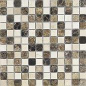 Мозаика мраморная VIVACER SPT 020 2,3х2,3 cм