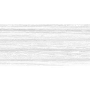 Керамическая плитка Inter Cerama MAGIA для стен рельефная 23x50 см серый светлый