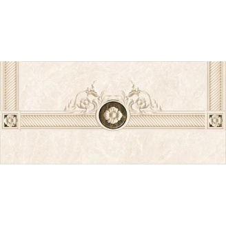 Декор Inter Cerama FENIX 23x50 см серый (Д 93 071)