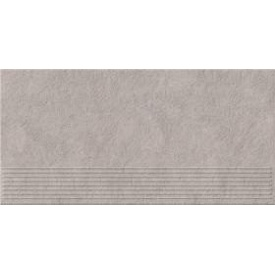 Плитка Opoczno Dry River light grey steptread 29,55x59,4 см