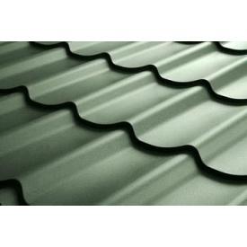 Металлочерепица матовая U.S. Steel 0,45 мм
