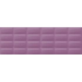 Плитка Opoczno Vivid colours violet glossy pillow 250х750 мм