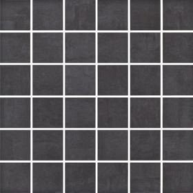 Плитка Opoczno Fargo black mosaic 29,7х29,7 см