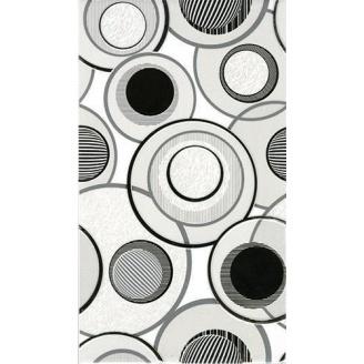 Декор Inter Cerama FLUID 23x40 см білий (Д 15 061-1)