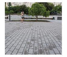 Тротуарная плитка Джокер 80 мм