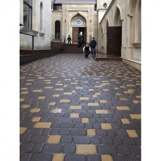 Тротуарная плитка Царское село 175х115 мм