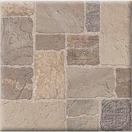 Керамічна плитка CERSANIT Rovese Midway 420х420 мм brown
