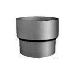 Муфта для водосточной трубы RHEINZINK 80 мм