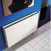 Гигиенический радиатор Kermi ThermX2 Plan-V Hygiene 10 605х405 мм