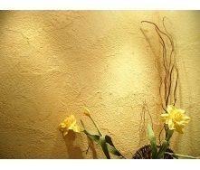 Оздоблення стін декоративною штукатуркою