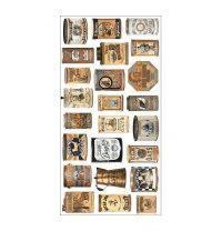 Плитка керамическая Golden Tile Chicago для стен 300х600 мм (M50301)
