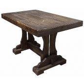Деревянный стол под старину Йорк-1