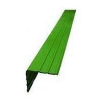 Вітрова планка Керамопласт 1210x150x5 мм смарагд