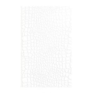 Плитка керамическая Golden Tile Кайман для стен 250х400 мм белый (К40051)