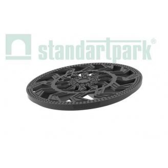 Решетка для дождеприемника Spark РВ- 25-ПП круглая (3382)