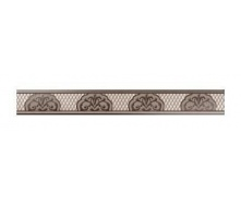 Фриз Golden Tile Аризона 250х30 мм бежевый (Б31321)