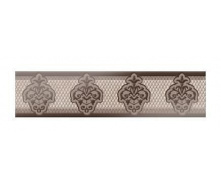 Фриз Golden Tile Аризона 250х60 мм бежевый (Б37311)