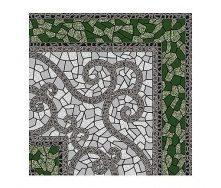 Керамічна плитка Golden Tile Візантія 300х300 мм зелений (774730)