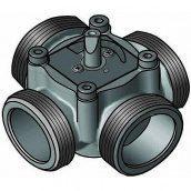 4-х ходовой смесительный клапан Meibes ЕМ4-40Е-15 DN40 (ЕМ4-40Е-15)