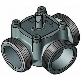 3-х ходовой смесительный клапан Meibes ЕМ3-25Е-4 DN25 (EM3-25Е-4)