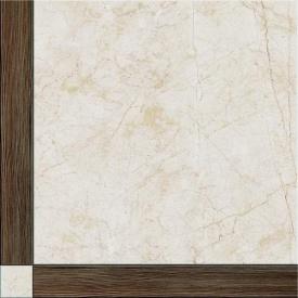 Керамическая плитка Inter Cerama SHATTO для пола 43x43 см коричневый светлый